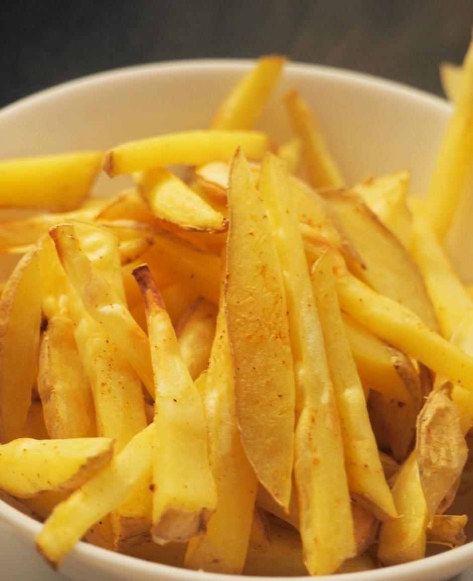 Homemade Potatoe Fries