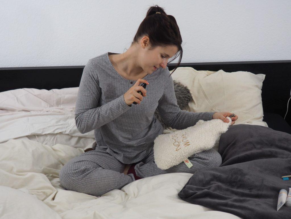 Sleep Well- Produkte für einen erholsamen Schlaf
