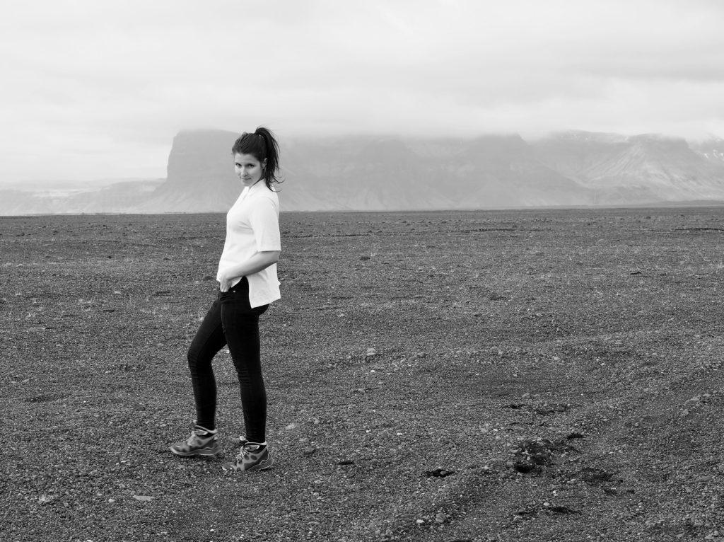 Funktionsschnitt auf Island