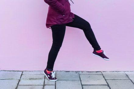 Faire Sneaker von befree